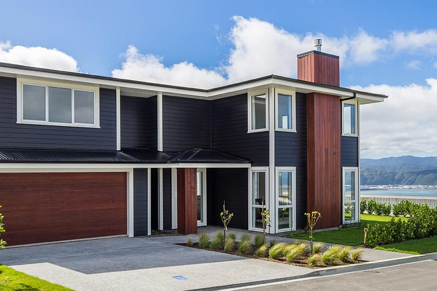 New Wellington Showhome: Waitai Lane