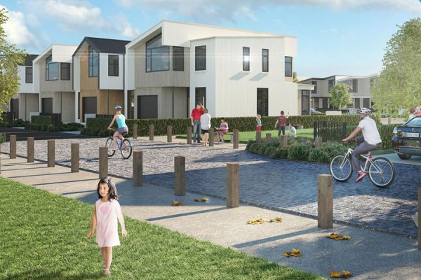 McLennan Development, Takanini, Auckland