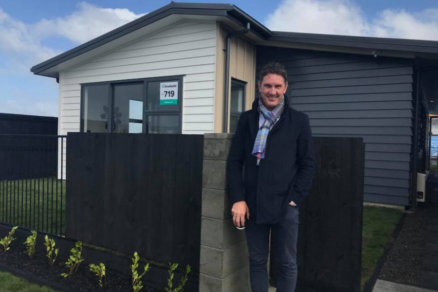 First Kiwibuild Homes Complete