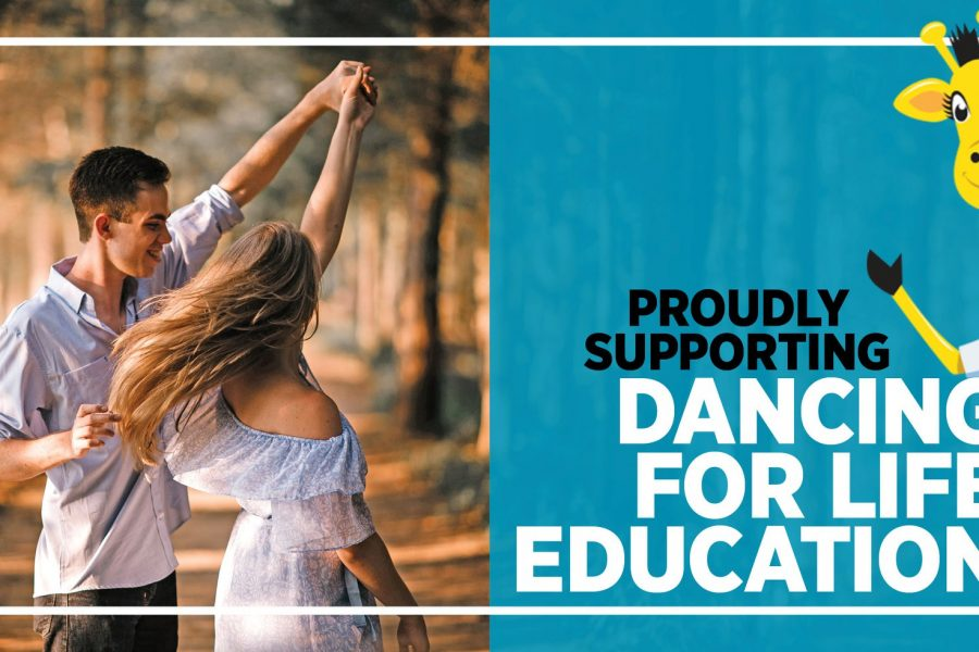 Dancing For Life Education: Announcing Willie Robinson