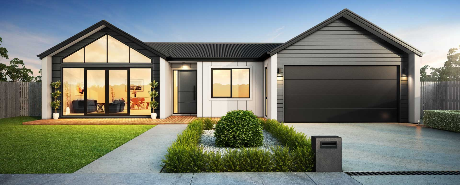 Oxford Penny Homes Banner Image